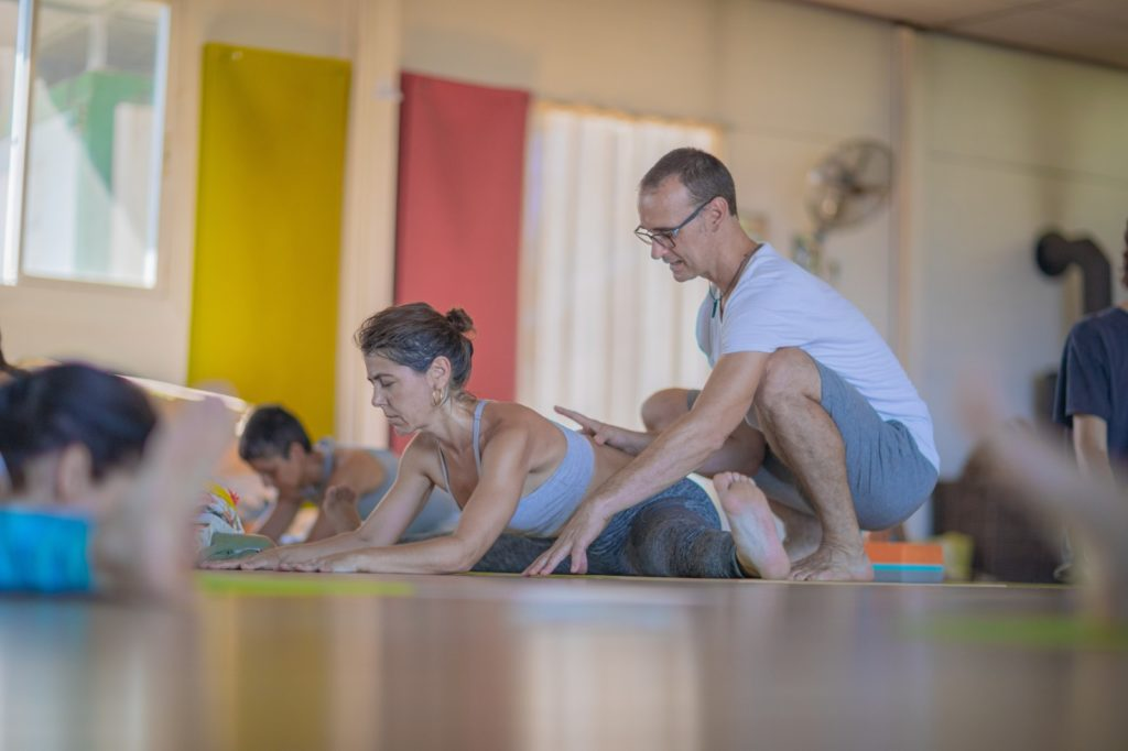Retiro de Yoga integral