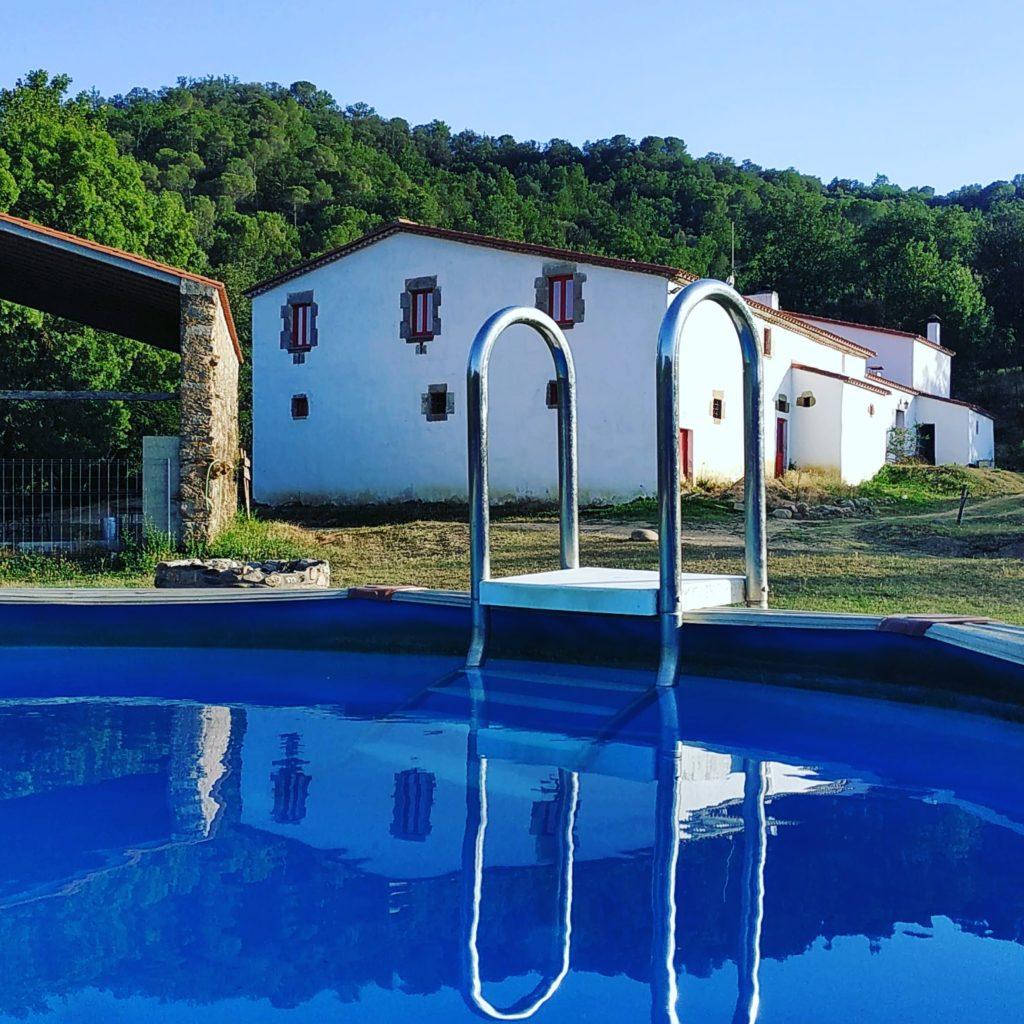 Vacaciones Alternativas piscina