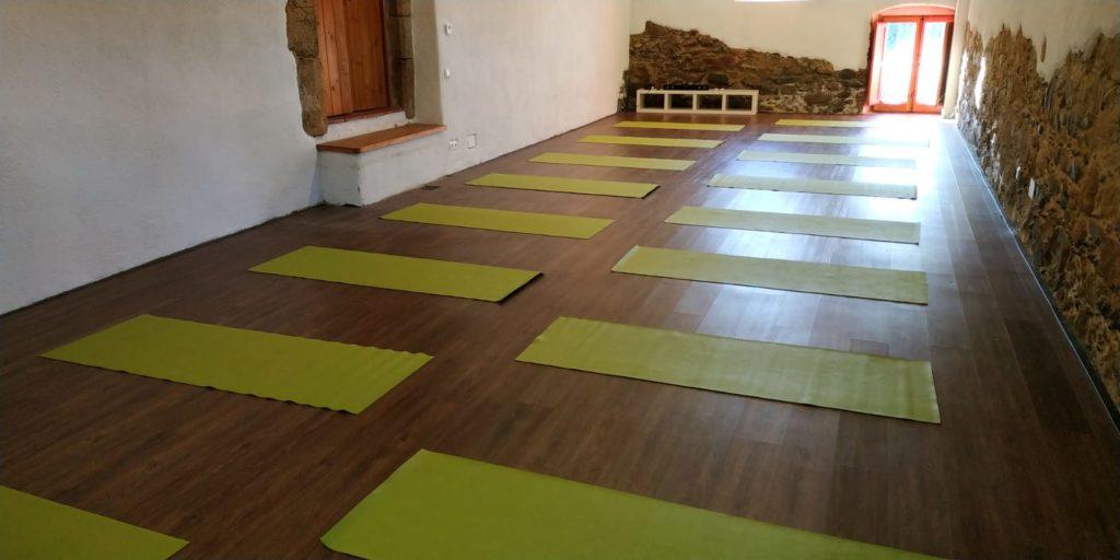 Vacaciones Alternativas yoga