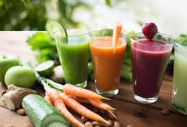 Retiros detox. Retiros con comida vegetariana.
