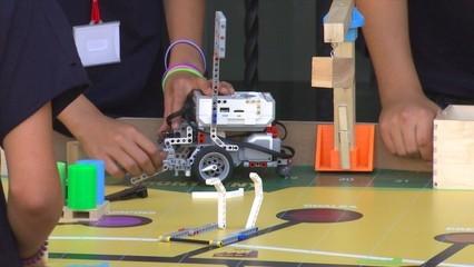 Robotseny 2019: Fira científica
